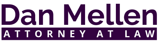 Dan Mellen, Attorney at Law Logo