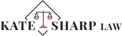 Kate Sharp Law PC Logo