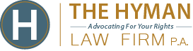 The Hyman Law Firm P.A. Logo