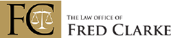 The Law Office of Fred Clarke Logo