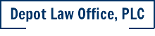 Depot Law Office, PLC Logo