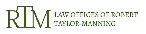 Law Office of Robert Taylor-Manning Logo