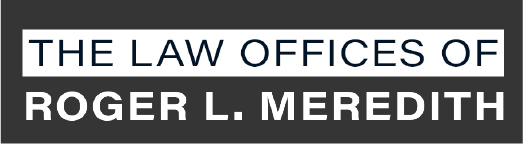 The Law Offices of Roger L. Meredith Logo