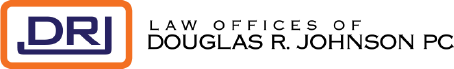 Law Offices of Douglas R. Johnson, P.C. Logo