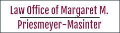 Law Office of Margaret M. Priesmeyer-Masinter Logo