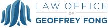 Law Office of Geoffrey Fong Logo