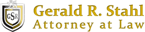Gerald R. Stahl Attorney at Law Logo