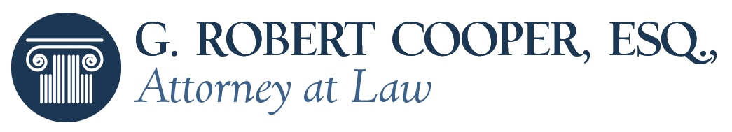 G. Robert Cooper, Attorney at Law Logo