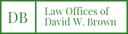 The Law Offices of David W. Brown PLLC Logo