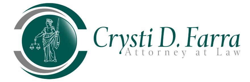 Crysti D. Farra Attorney at Law Logo