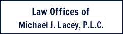 The Law Offices of Michael J Lacey PLC Logo