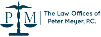 The Law Offices of Peter Meyer, P.C. Logo