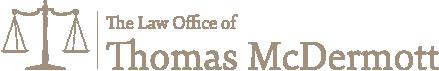 Law Office of Thomas McDermott Logo