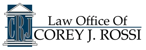 Law Office Of Corey J. Rossi Logo
