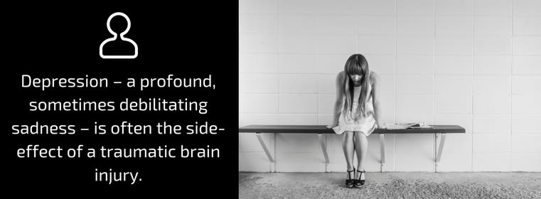 Depression After A Traumatic Brain Injury | Law Office of ...