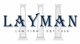 Layman Law Firm Logo