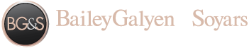 Bailey, Galyen & Soyars Attorneys at Law Logo