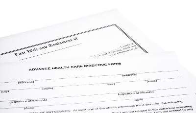 Advanced  Health Care Directive Form