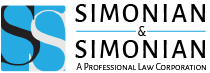 Simonian & Simonian PLC Logo