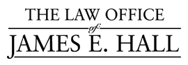 The Law Office of James E Hall Logo