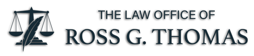 Ross Thomas Logo