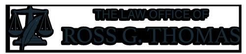 Ross Thomas Logo