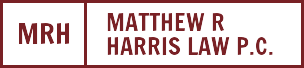 Matthew R Harris Law P.C. Logo