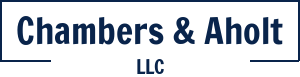 Chambers & Aholt, LLC Logo