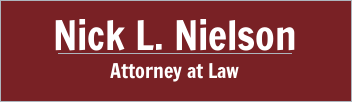 Nick L. Nielson, Attorney at Law Logo