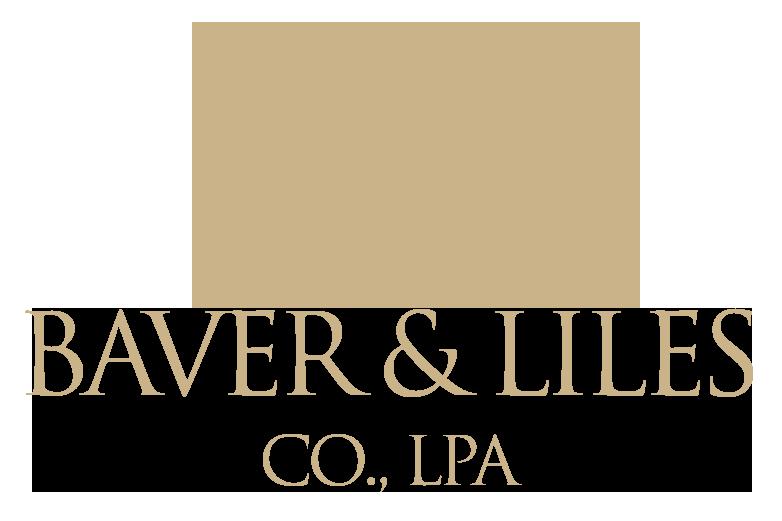 Baver & Liles Co., L.P.A. Logo