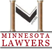 Minnesota Lawyers Logo