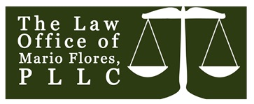 The Law Office of Mario Flores, PLLC Logo