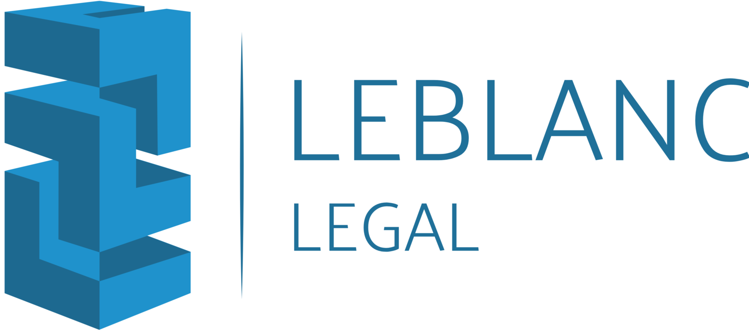 LeBlanc Legal Logo