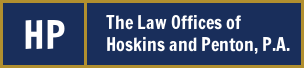 The Law Offices of Hoskins and Penton, P.A. Logo