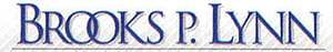 Brooks P. Lynn, Attorney at Law Logo