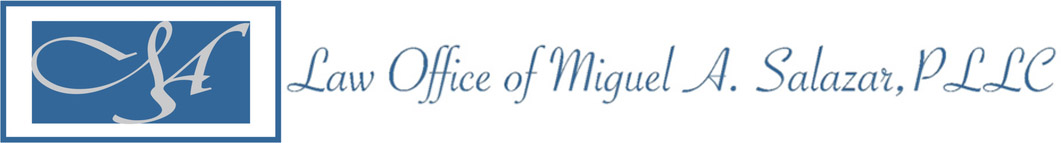 Law Office of Miguel A. Salazar, PLLC Logo
