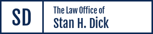 The Law Office of Stan H. Dick Logo