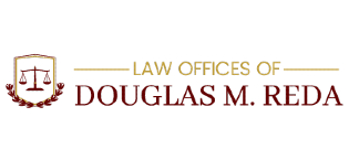 Law Offices of Douglas M. Reda Logo