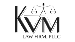 KVM Law Firm Logo