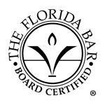Florida Bar Board Certified Badge