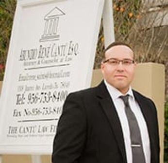 Attorney Abundio Rene Cantu