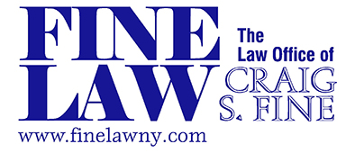 The Law Office of Craig S. Fine Logo