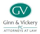 Ginn & Vickery PC Logo