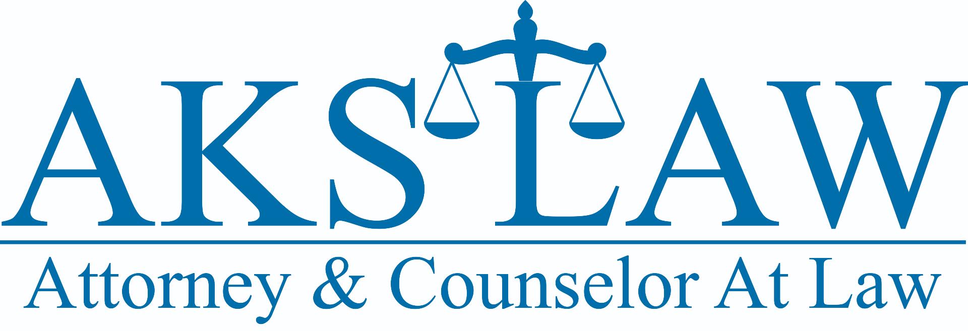 AKS Law Firm Logo