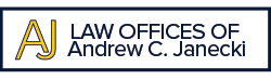 Law Offices of Andrew C. Janecki Logo