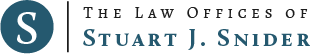 Law Offices of Stuart J. Snider Logo