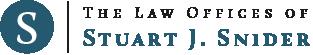 Law Offices of Stuart J. Snider Logo