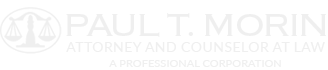 Paul T. Morin, PC Logo