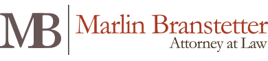 Marlin Branstetter Attorney at Law Logo
