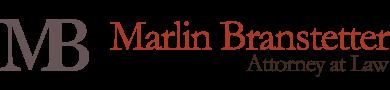Marlin Branstetter Attorney at Law Logo